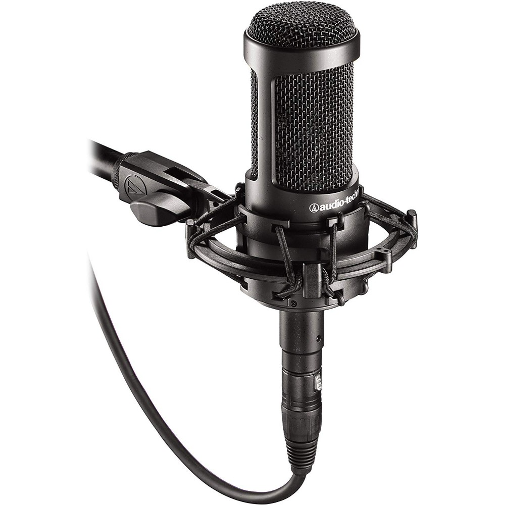 Audio Technica AT2035 Cardioid Studio Condenser mi...