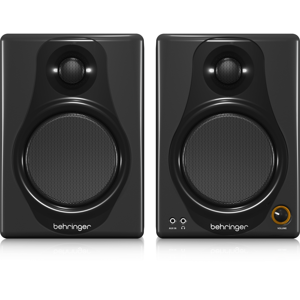Behringer Media 40USB Digital Monitor Speakers (Pa...