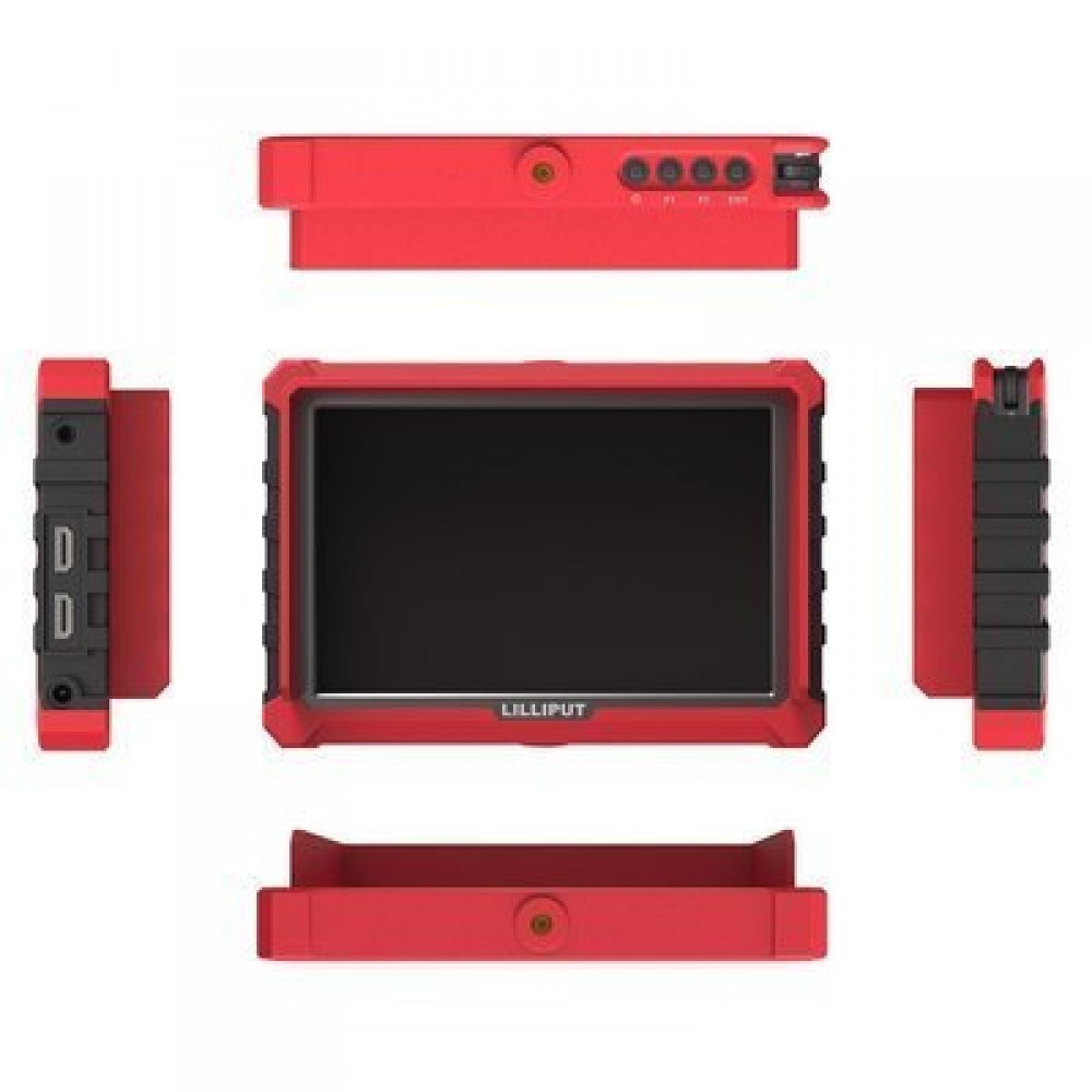 Lilliput A7S 4K/HD PortableCamera Top Monitor