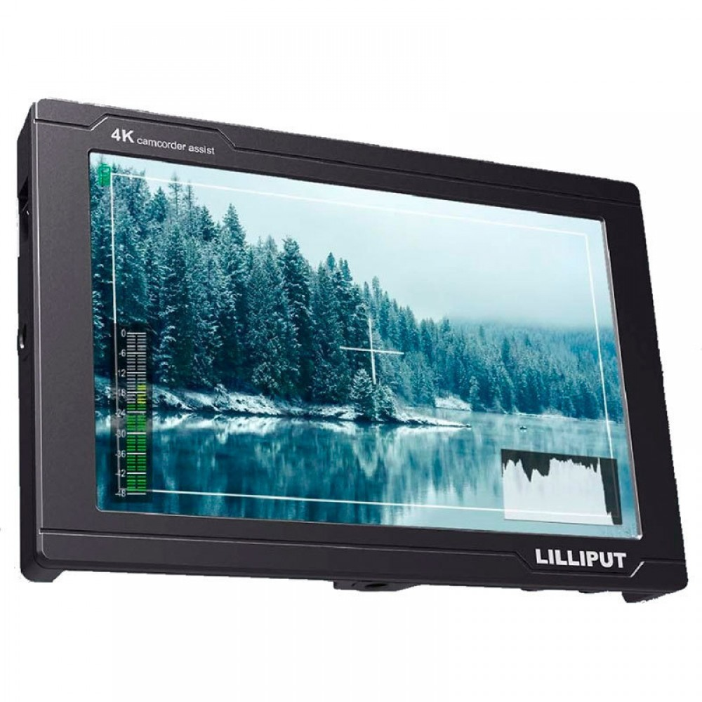 "Lilliput FS7 4K/3G/HD 7"" Portable Monitor"
