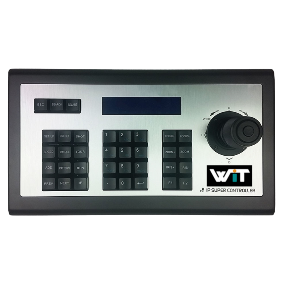 Wit Pro CTL-IP ONVIF over IP Controller