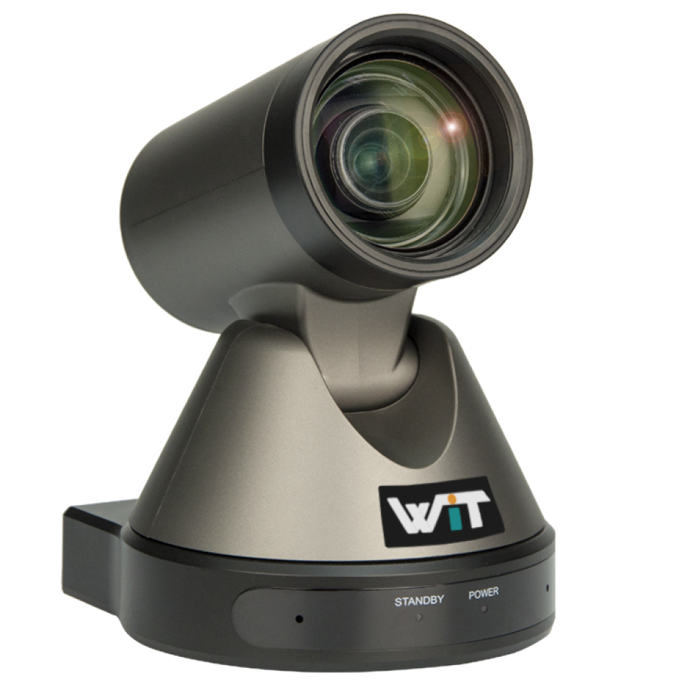 WIT PTZ-H12XHD Full HD PTZ Camera for Content Crea...