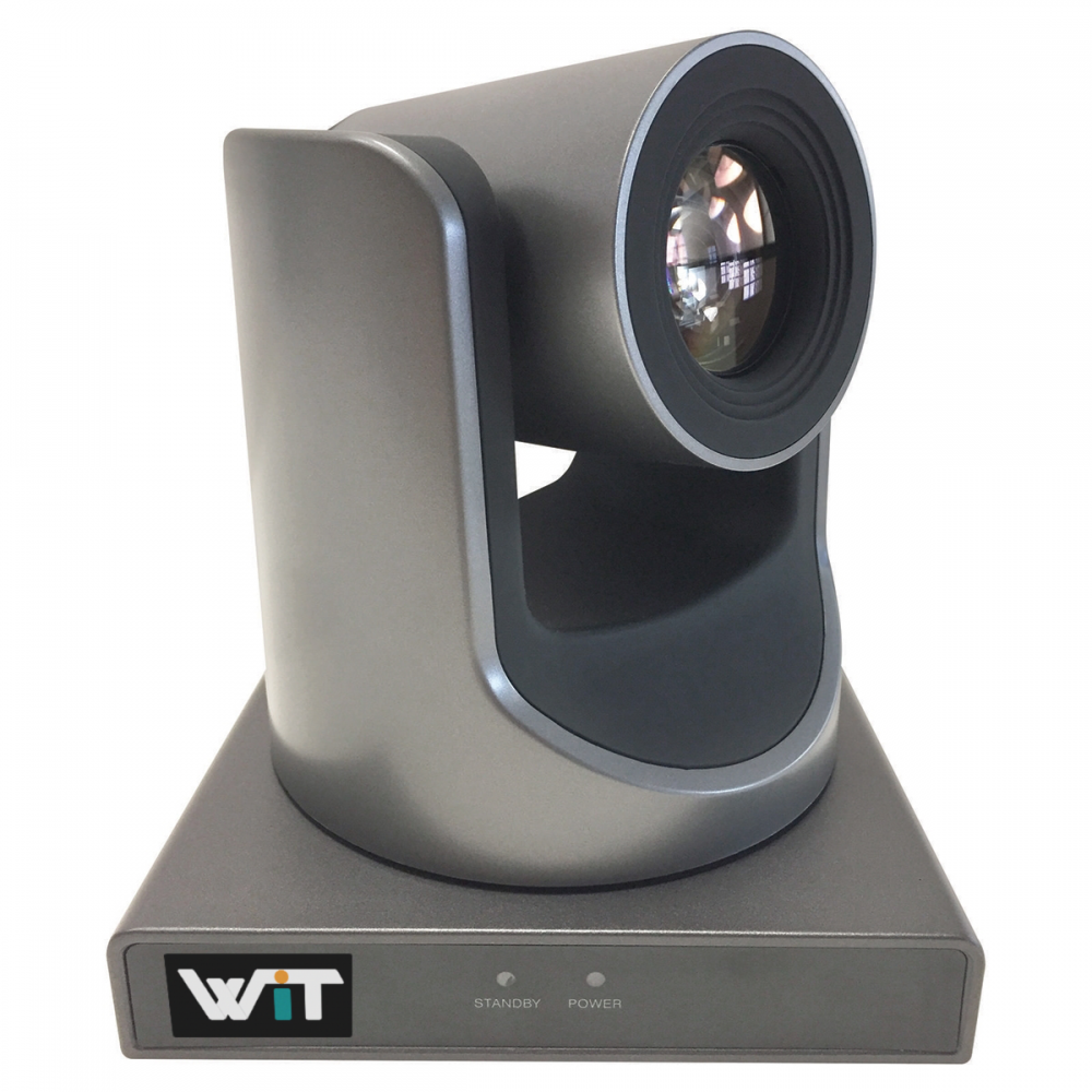 WIT PTZ-SH30XHD Full HD PTZ Camera for content cre...